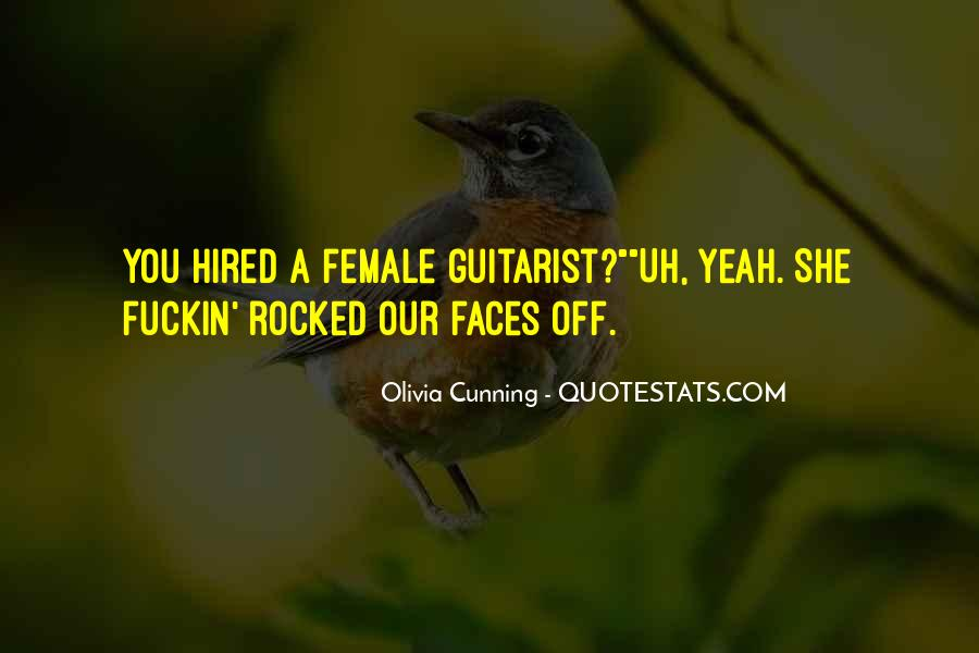 Rocked Under Quotes #362961