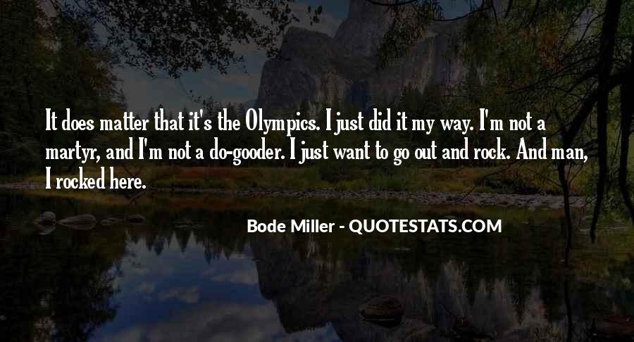 Rocked Under Quotes #42706