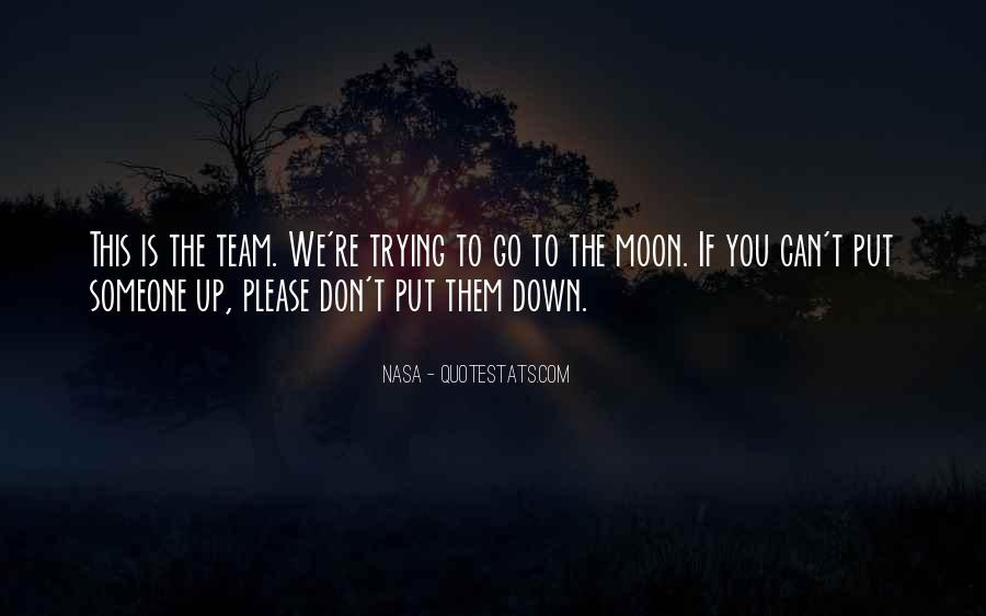 Rocket To The Moon Quotes #1615900