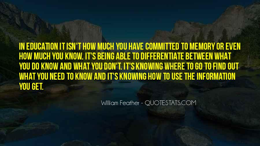 Quotes About Being Only A Memory #282532