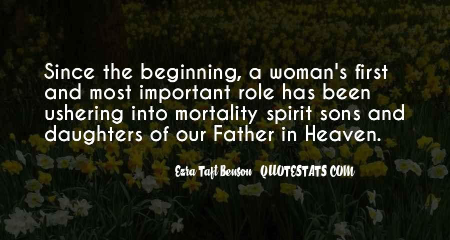 Role Of Father Quotes #239023