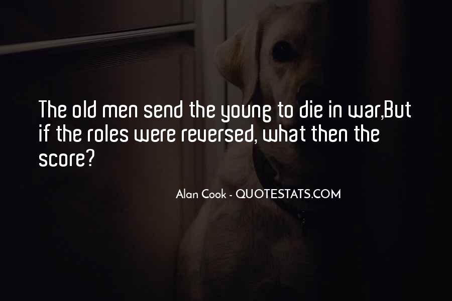 Roles Reversed Quotes #1383169