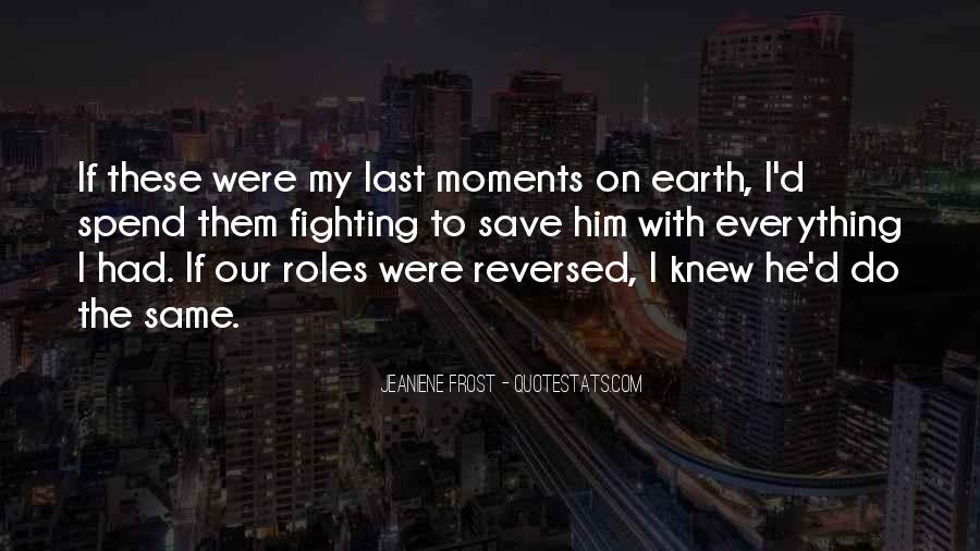 Roles Reversed Quotes #672023
