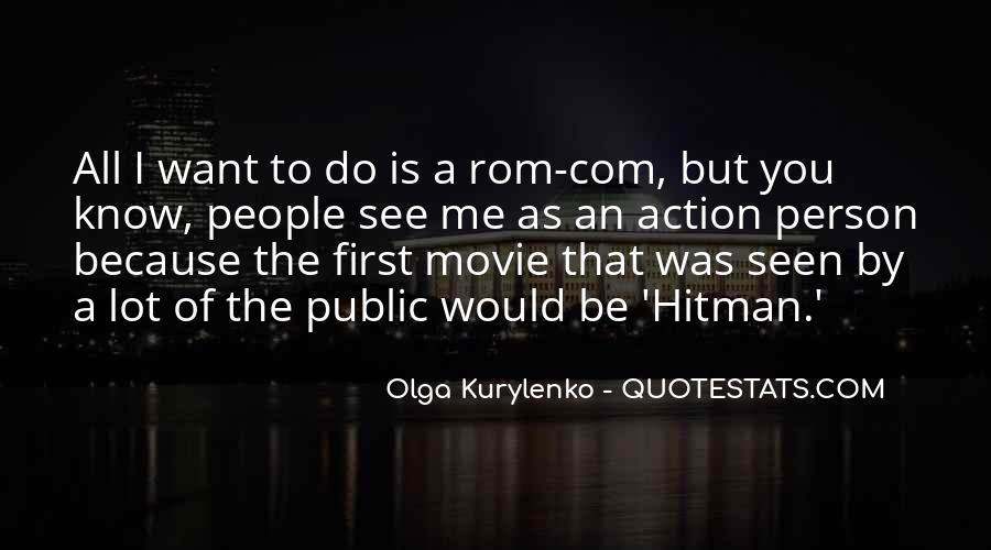 Rom Com Movie Quotes #96834
