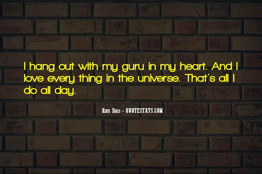 Rom Dass Quotes #100036