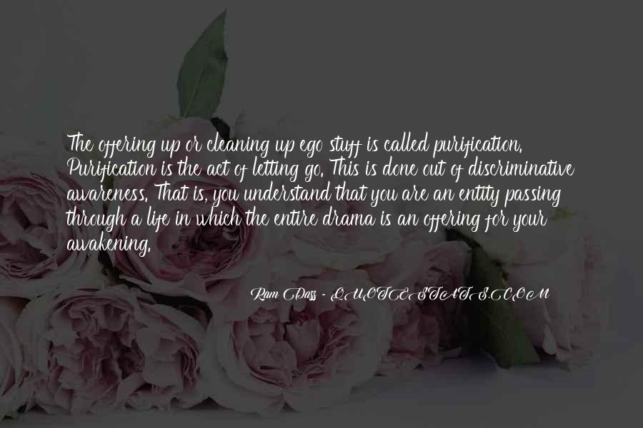 Rom Dass Quotes #10087
