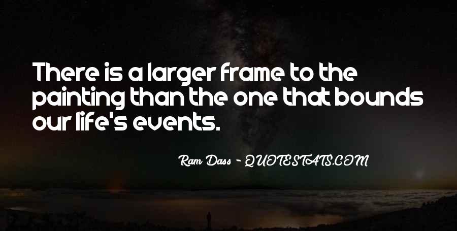 Rom Dass Quotes #105943