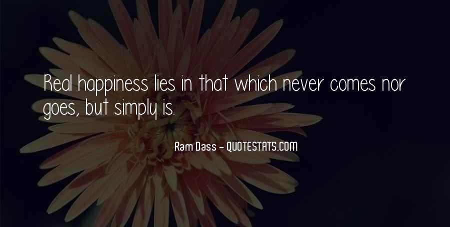 Rom Dass Quotes #122521