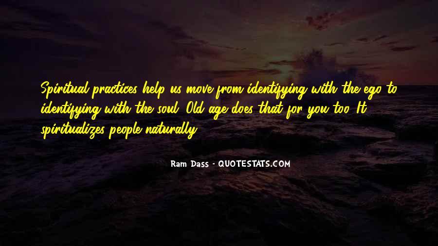 Rom Dass Quotes #124868