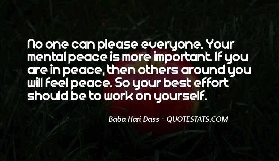 Rom Dass Quotes #154161