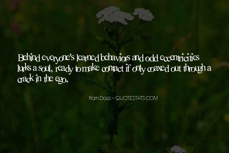 Rom Dass Quotes #158113