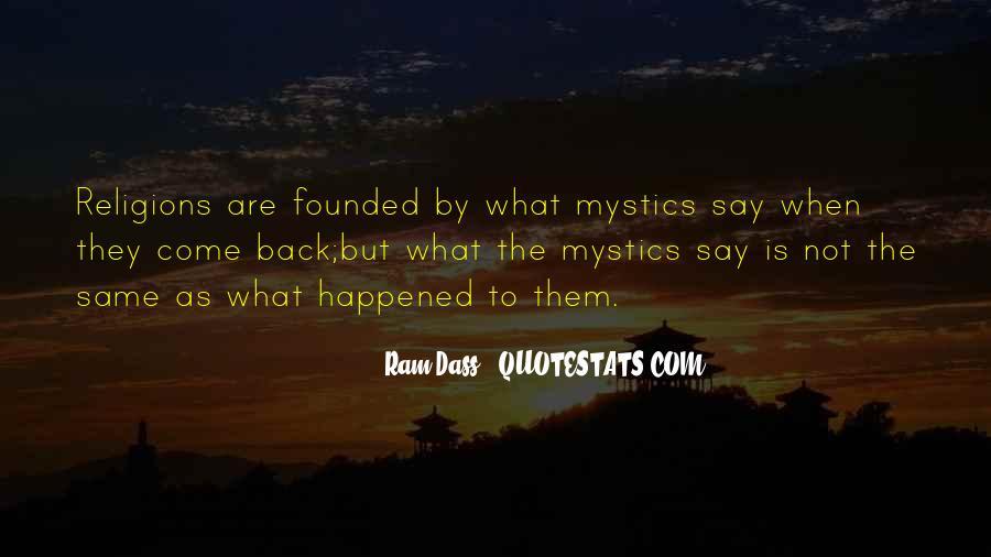Rom Dass Quotes #170280