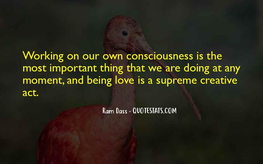Rom Dass Quotes #185254