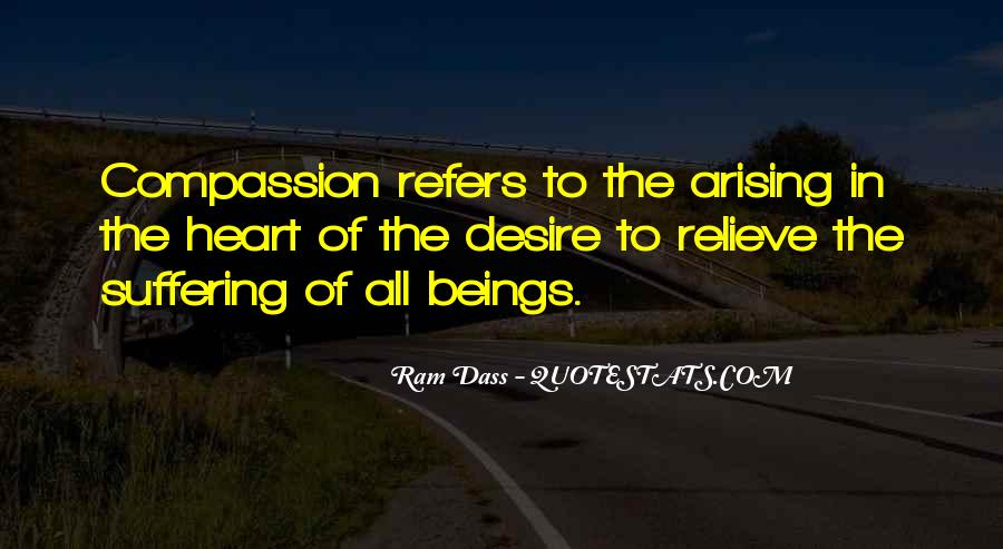 Rom Dass Quotes #217362