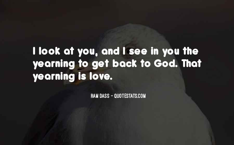 Rom Dass Quotes #217779