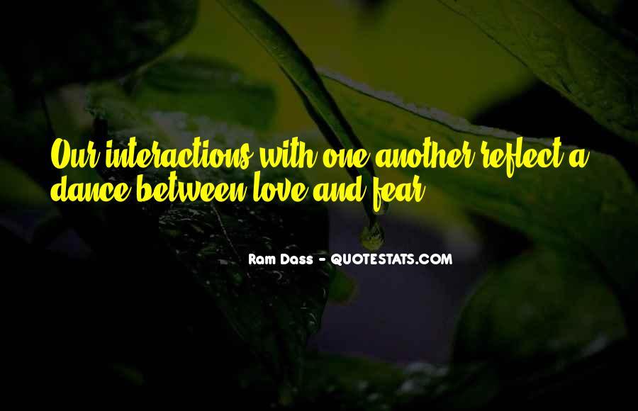 Rom Dass Quotes #22700