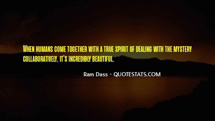 Rom Dass Quotes #232220