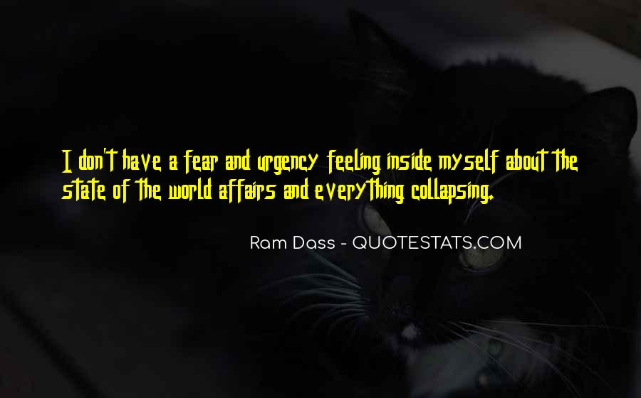 Rom Dass Quotes #238038