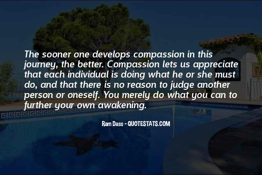 Rom Dass Quotes #257385