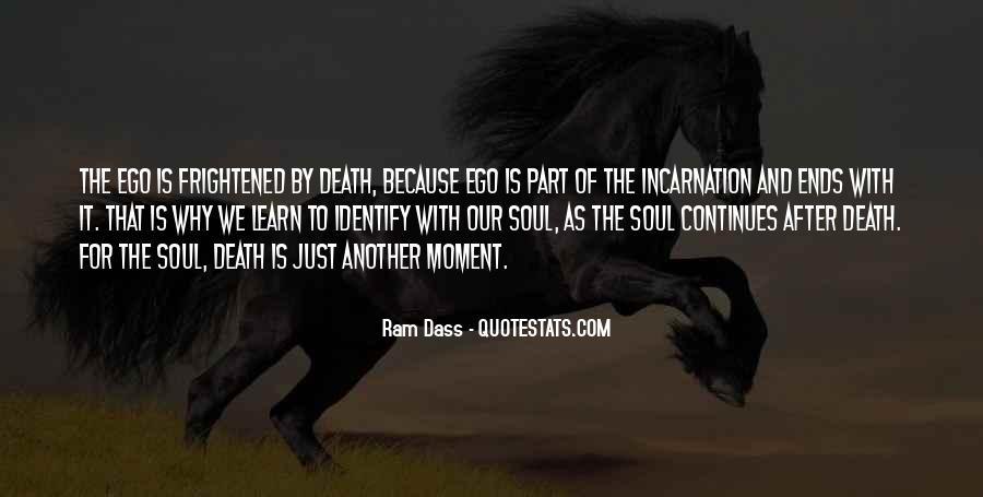 Rom Dass Quotes #293187
