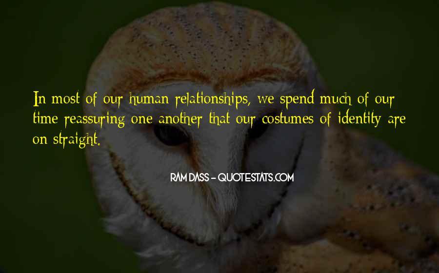Rom Dass Quotes #346454