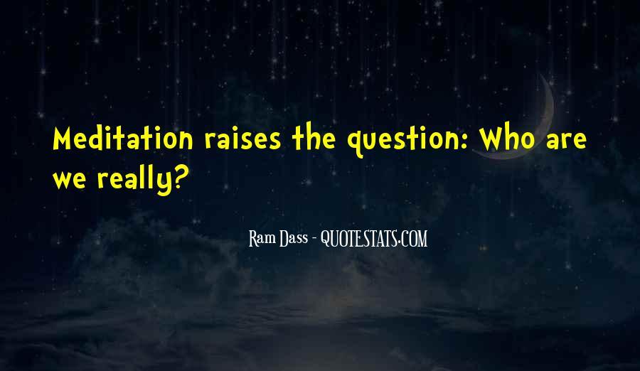 Rom Dass Quotes #374546