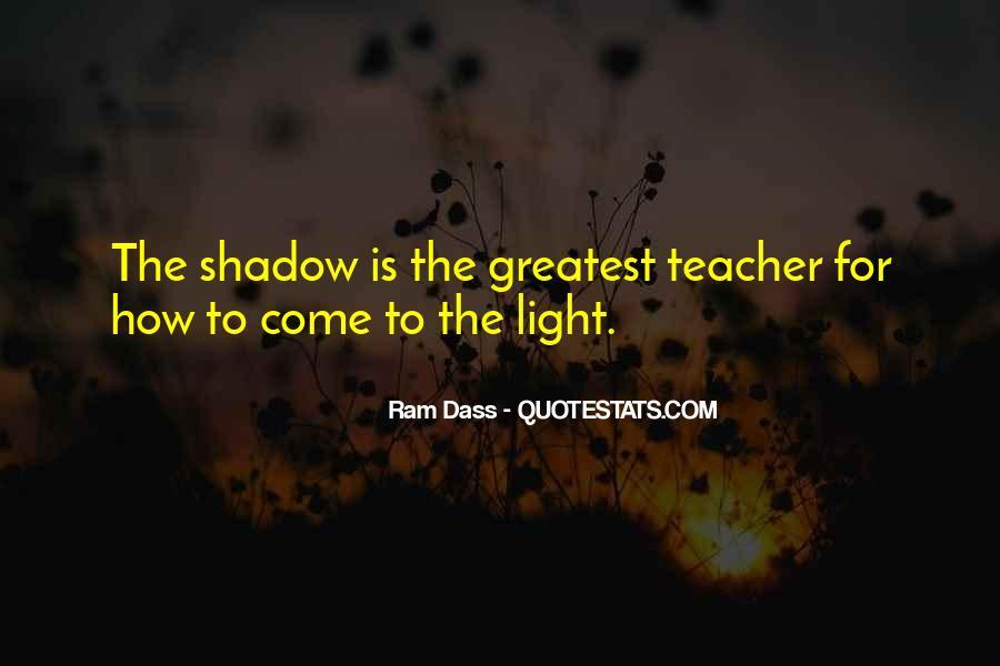 Rom Dass Quotes #395294