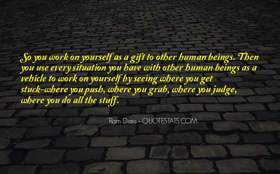Rom Dass Quotes #426674