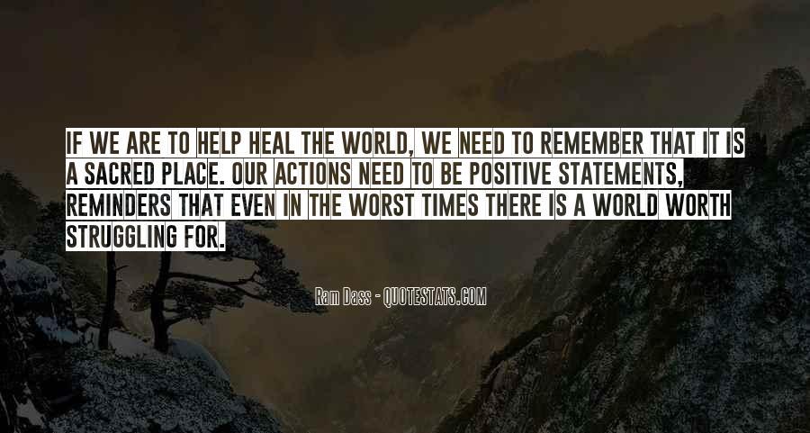 Rom Dass Quotes #456837