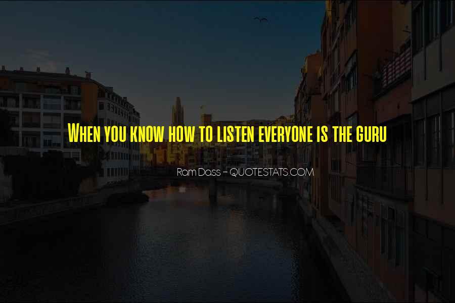 Rom Dass Quotes #467366