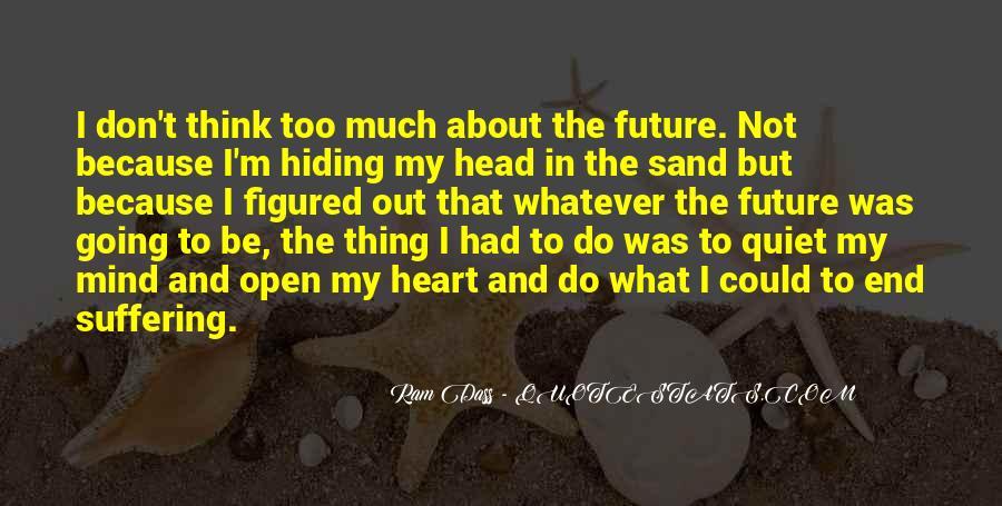 Rom Dass Quotes #474668