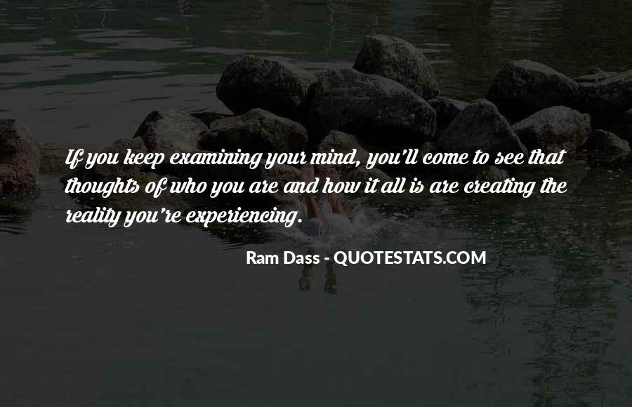 Rom Dass Quotes #540033