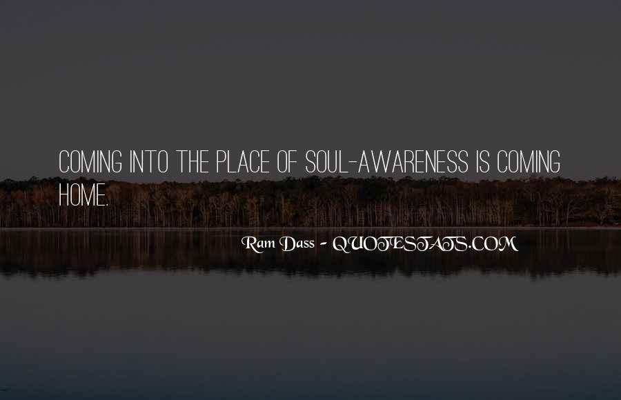 Rom Dass Quotes #561085