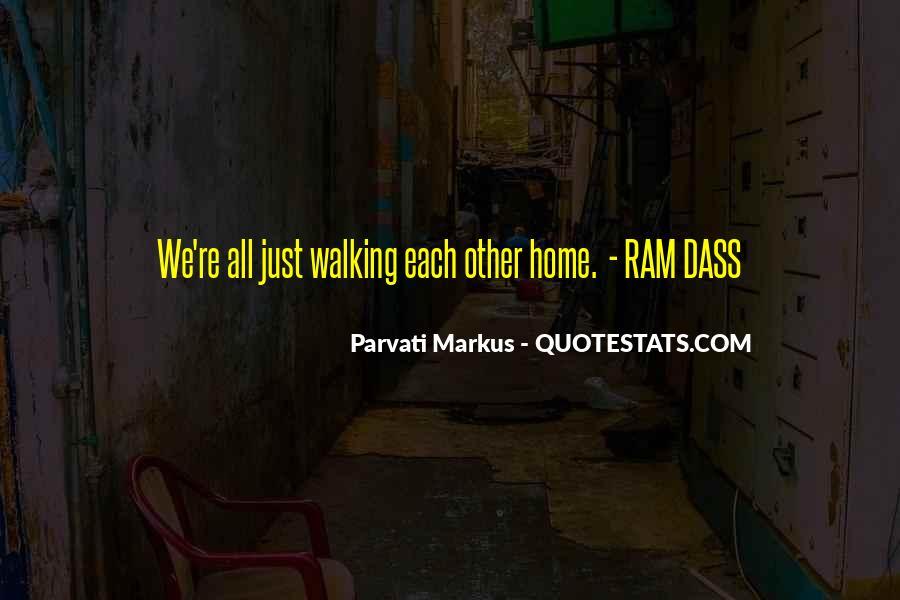 Rom Dass Quotes #580398