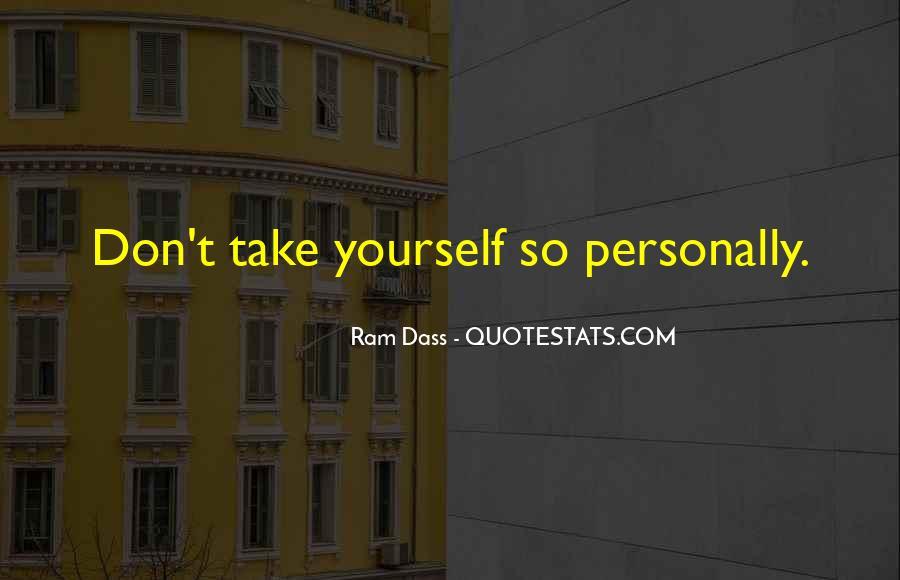 Rom Dass Quotes #598642