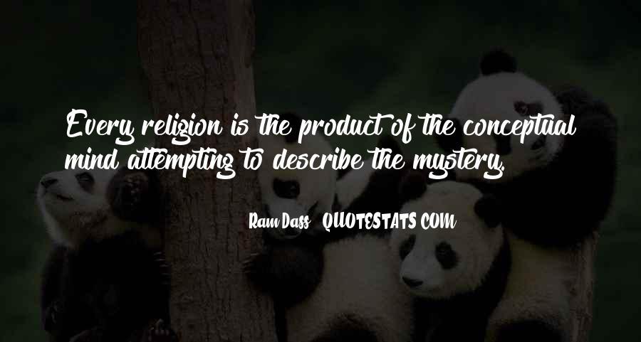 Rom Dass Quotes #60727