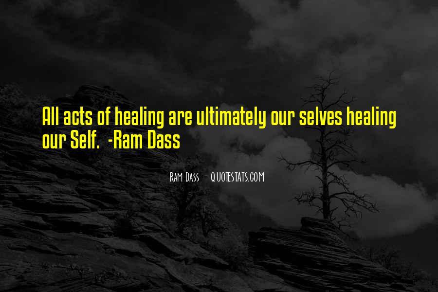 Rom Dass Quotes #78736