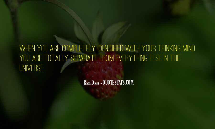 Rom Dass Quotes #89962