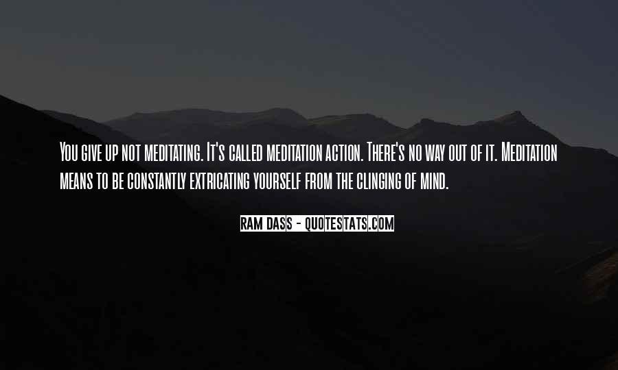 Rom Dass Quotes #9027