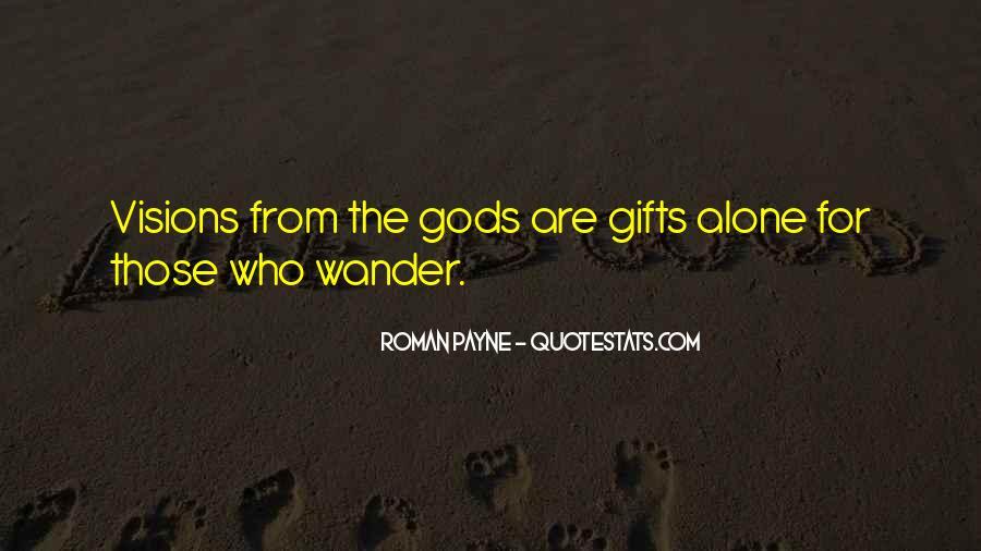 Roman Payne Wanderess Quotes #1401319