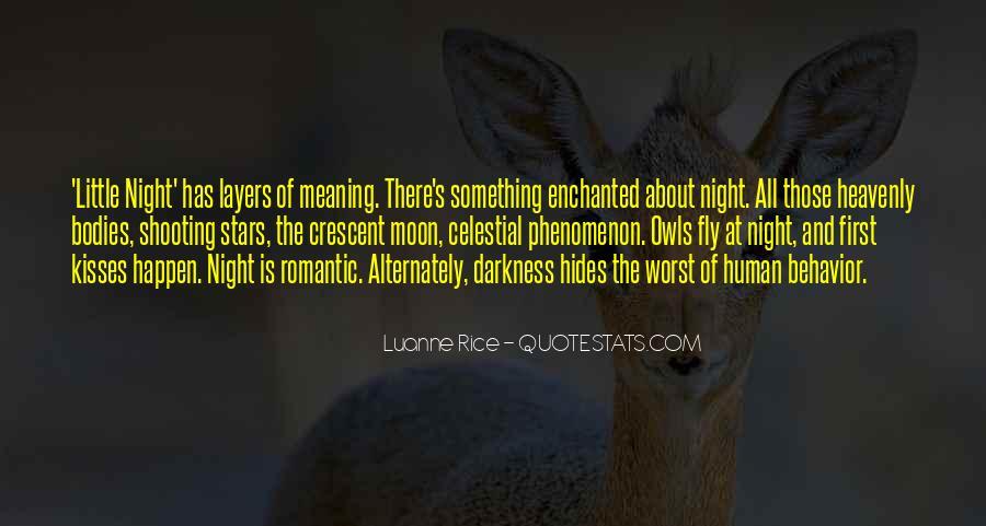 Romantic Celestial Quotes #1705241