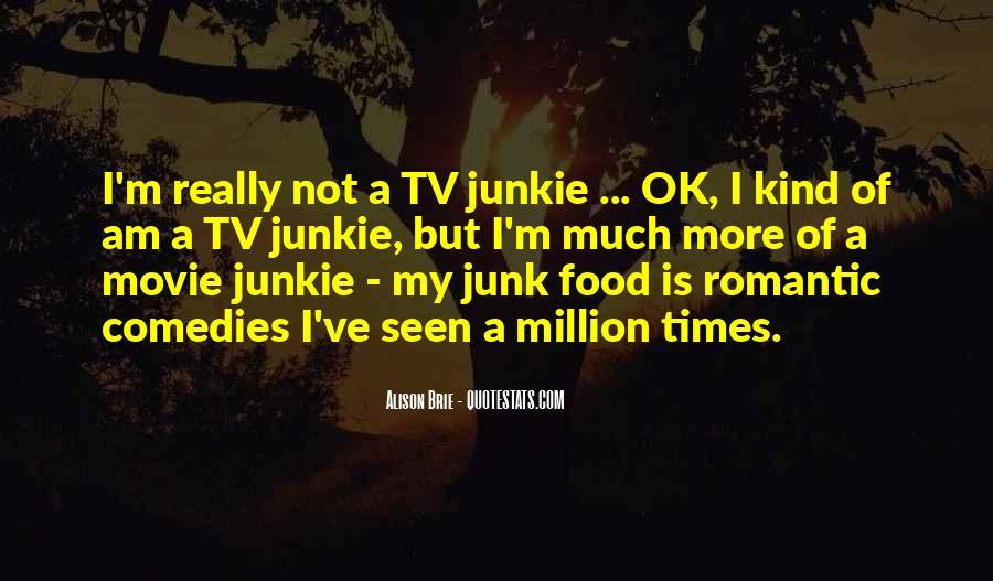 Romantic Food Quotes #1501819