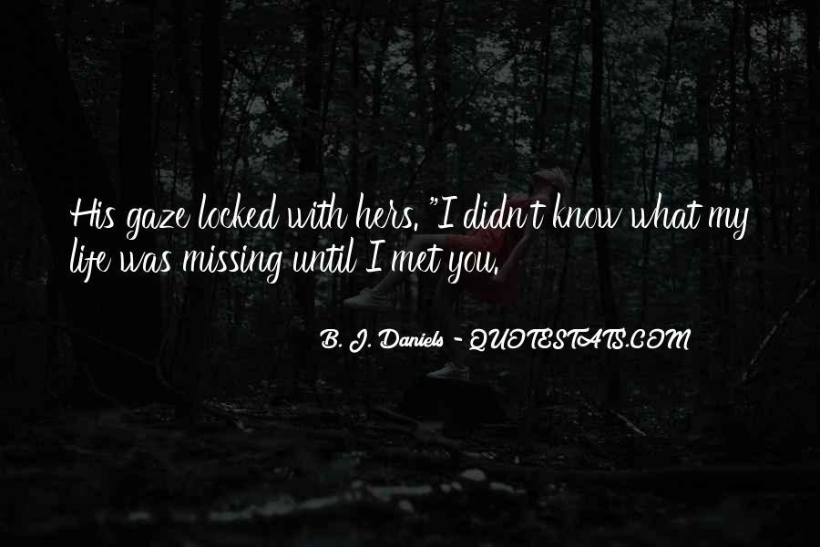 Romantic Missing Him Quotes #1258376
