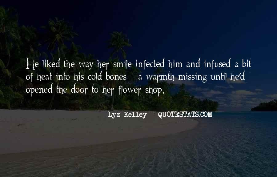Romantic Missing Him Quotes #329552