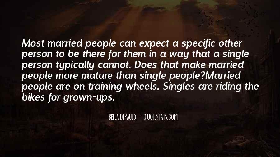 Romantic Past Present Future Quotes #1535266