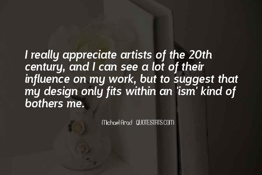 Ron Arad Quotes #889820