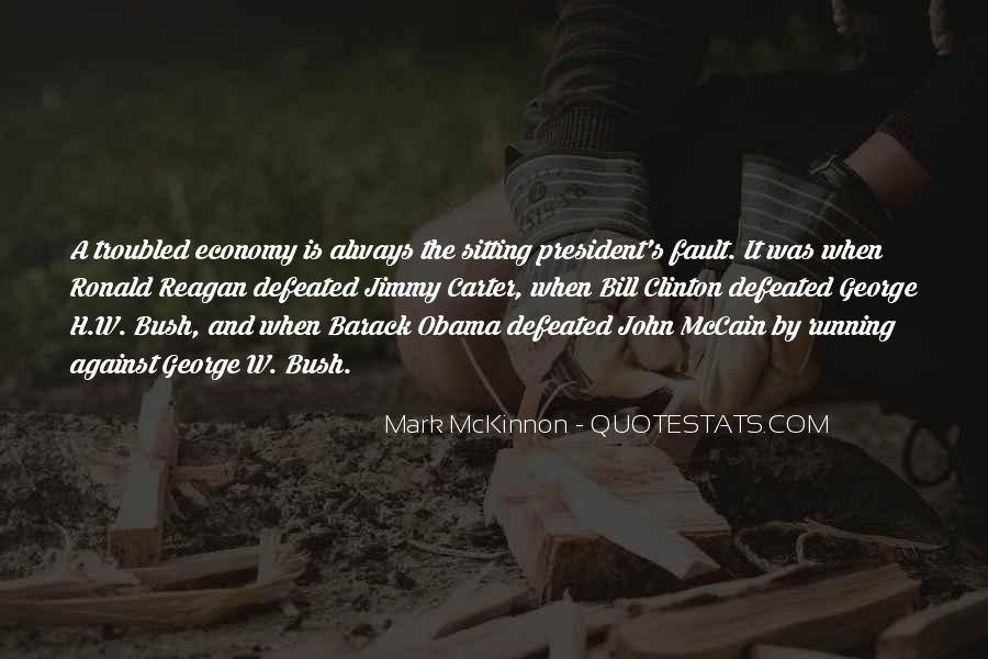 Ronald Reagan Economy Quotes #1445508