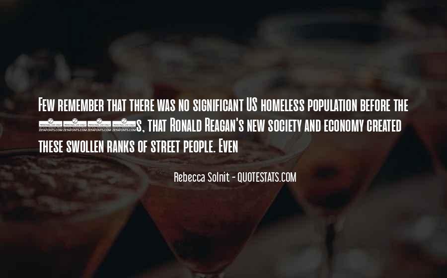 Ronald Reagan Economy Quotes #419736