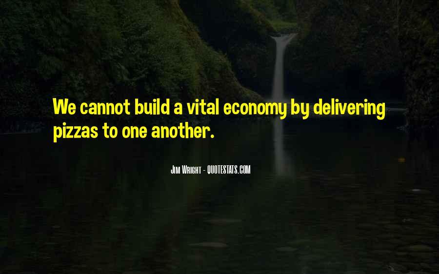 Ronald Reagan Economy Quotes #548003