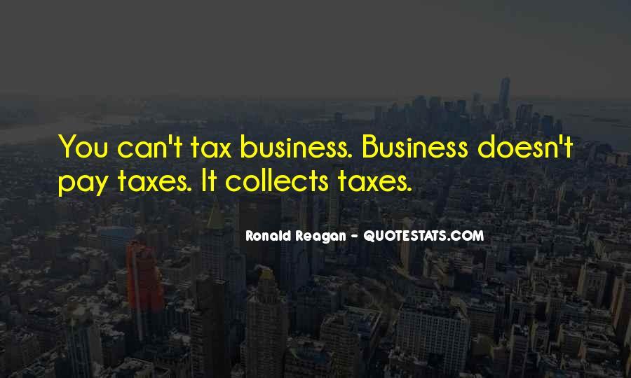 Ronald Reagan Economy Quotes #710831